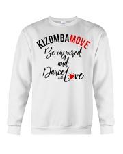 kizombamove Crewneck Sweatshirt thumbnail