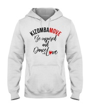 kizombamove Hooded Sweatshirt thumbnail