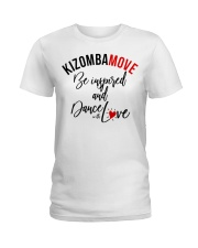 kizombamove Ladies T-Shirt thumbnail