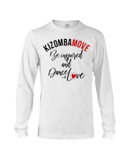 kizombamove Long Sleeve Tee thumbnail