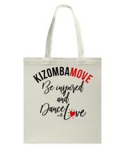kizombamove Tote Bag tile