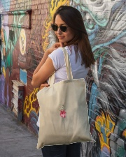 Flower Heart Tote Bag lifestyle-totebag-front-1