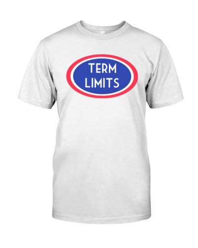 Term Limits shirt