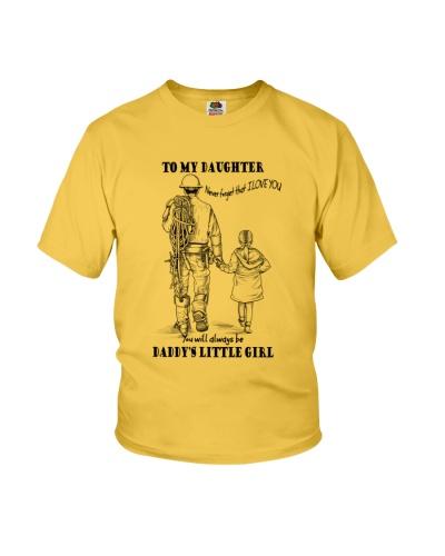 LINEMAN Daughter's Shirt