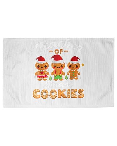 Teacher Of Smart Cookies Dabbing Gingerbread