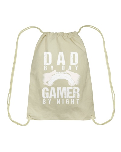 Dad By Day Gamer By Night Best Gift For Fathers