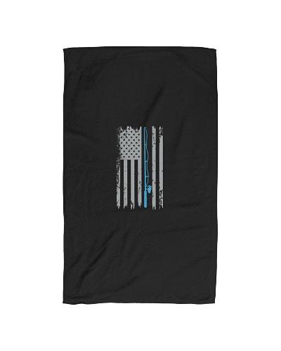 Fishing Shirt Vintage Fishing American Flag