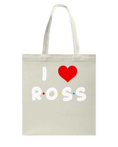 i love Ross Friends serie tv show