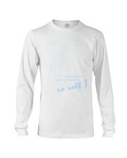 If the stars were so will i Long Sleeve Tee thumbnail