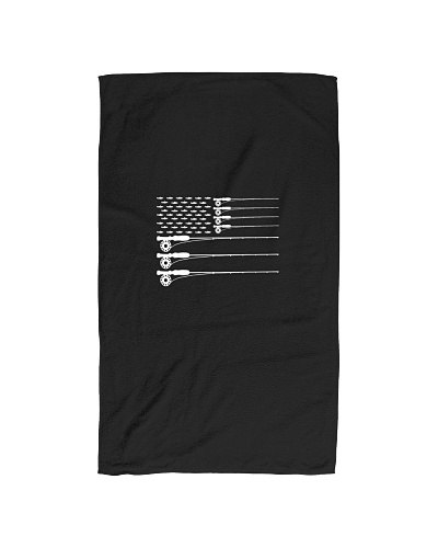 Fly Fishing Rod Trout Patriot American Flag