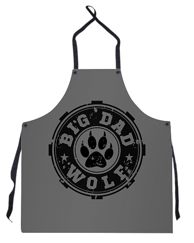 Big Dad Wolf Big Bad Wolf  Best Gift For Fathers