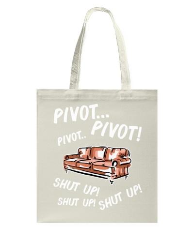 PIVOT shut up Friends serie tv show