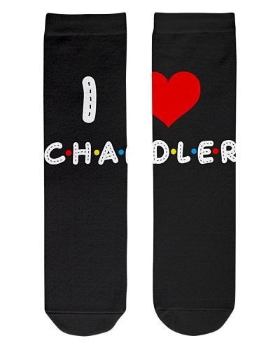 i love Chandler Friends serie tv show