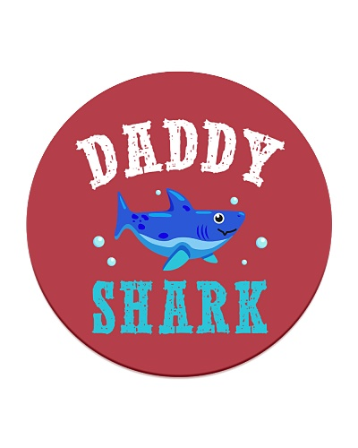Fathers Day Best Gift For Father Daddy Shark