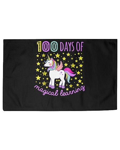 Adorable 100 Days of Magical Learning Unicorn