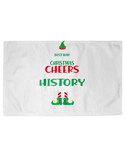 Spread Christmas Cheer History Teacher Elf
