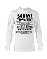 The perfect gift for Girlfriend - september Long Sleeve Tee thumbnail