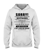 The perfect gift for Girlfriend JULY Hooded Sweatshirt thumbnail