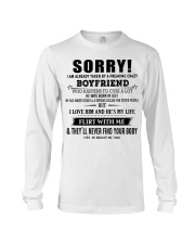 The perfect gift for Girlfriend JULY Long Sleeve Tee thumbnail
