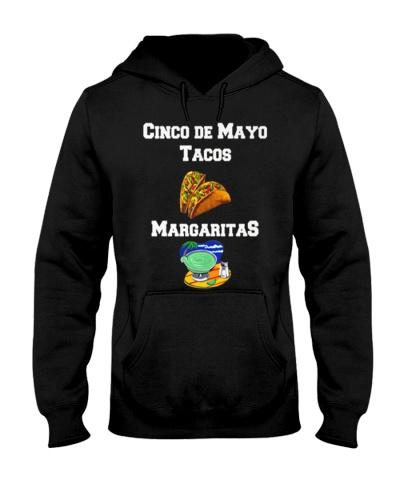 CINCO DE MAYO TACOS MARGARITAS
