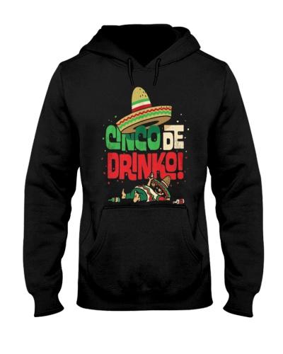 CINCO DE MAYO SHIRT FUNNY MEXICAN CINCO