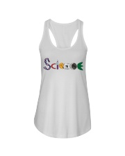 SCIENCE TEES Ladies Flowy Tank thumbnail