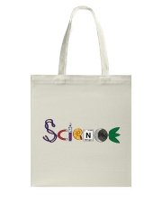 SCIENCE TEES Tote Bag thumbnail