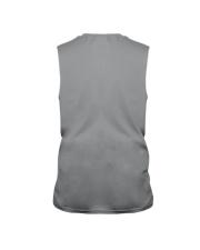 Teacher shirt Sleeveless Tee back