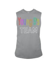 Teacher shirt Sleeveless Tee front