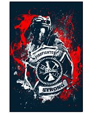 Firefighter - Strong 11x17 Poster front