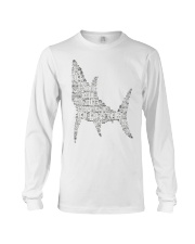 Shark Long Sleeve Tee front