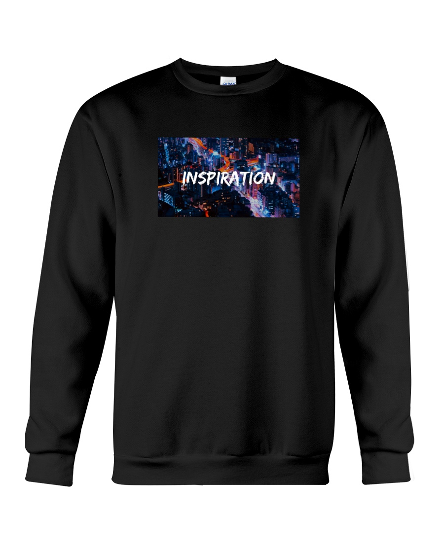 Inspiration - City Crewneck Sweatshirt