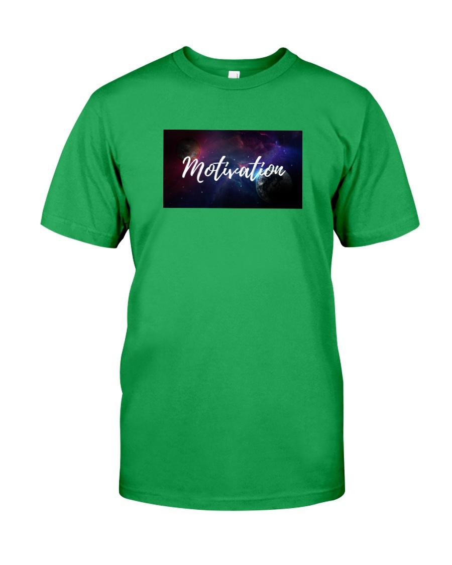 Motivation - Galaxy Classic T-Shirt