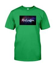 Motivation - Galaxy Classic T-Shirt front