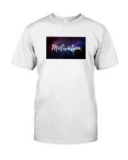 Motivation - Galaxy Classic T-Shirt thumbnail