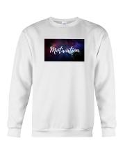 Motivation - Galaxy Crewneck Sweatshirt thumbnail