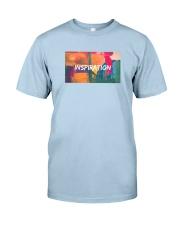 Inspiration - Paint Classic T-Shirt front