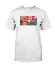 Inspiration - Paint Classic T-Shirt thumbnail