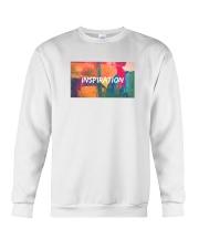 Inspiration - Paint Crewneck Sweatshirt thumbnail