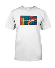 Inspiration - Colours Classic T-Shirt thumbnail