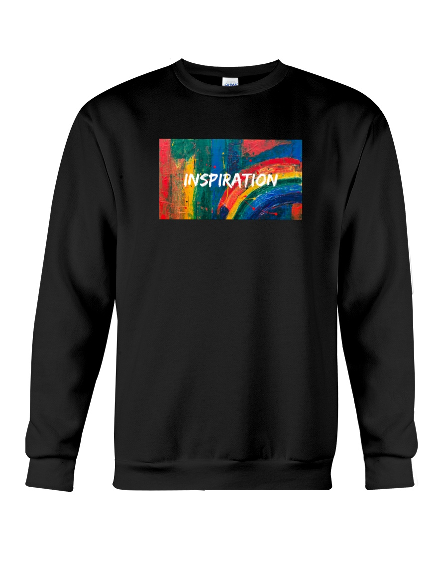 Inspiration - Colours Crewneck Sweatshirt