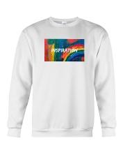 Inspiration - Colours Crewneck Sweatshirt thumbnail