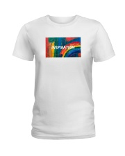 Inspiration - Colours Ladies T-Shirt thumbnail