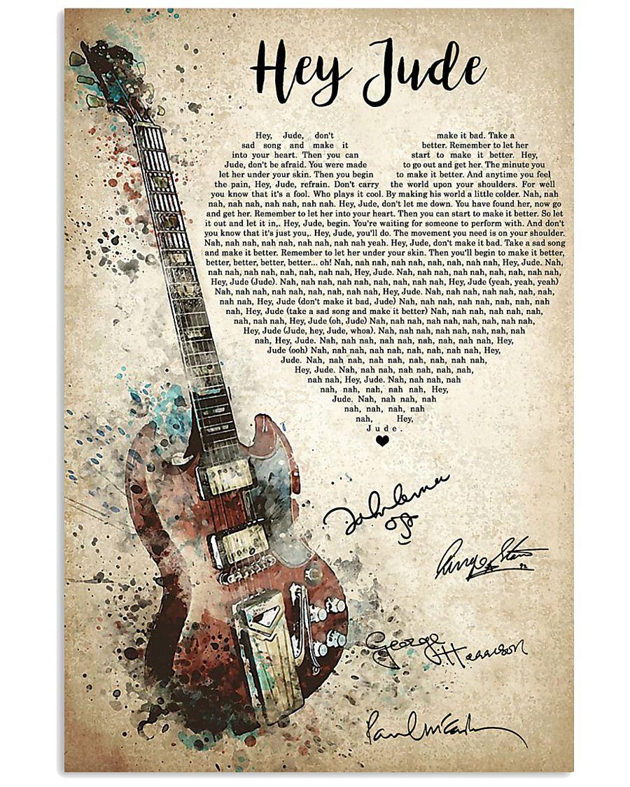 HEYJ 11x17 Poster