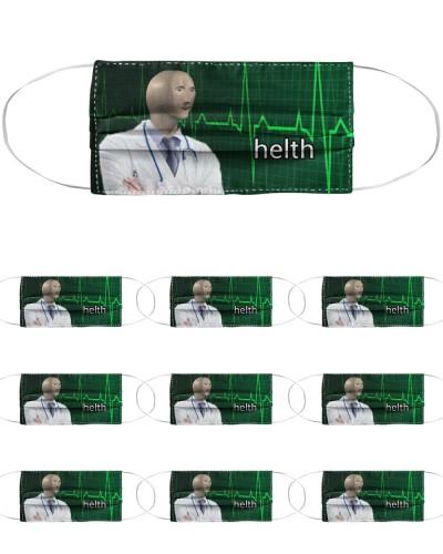 HELTH Meme Face
