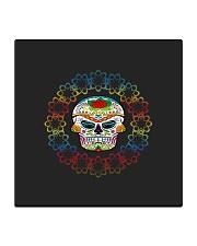 Candy Skull -  Skull Bundle Great Gift 01 Square Coaster thumbnail