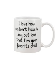 Limited Edittion Mug front