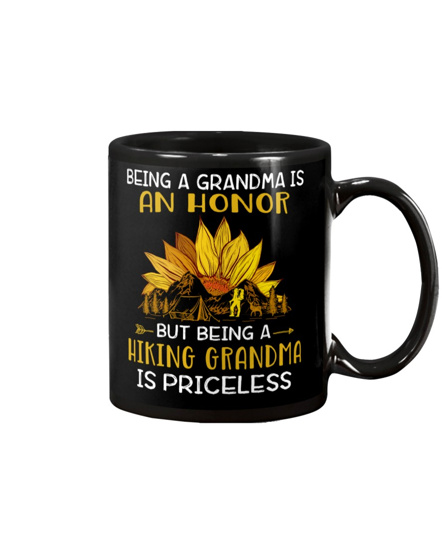 AN HONOR HIKING GRANDMA Mug