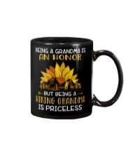 AN HONOR HIKING GRANDMA Mug front