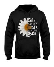 ROSE DAISY Hooded Sweatshirt thumbnail